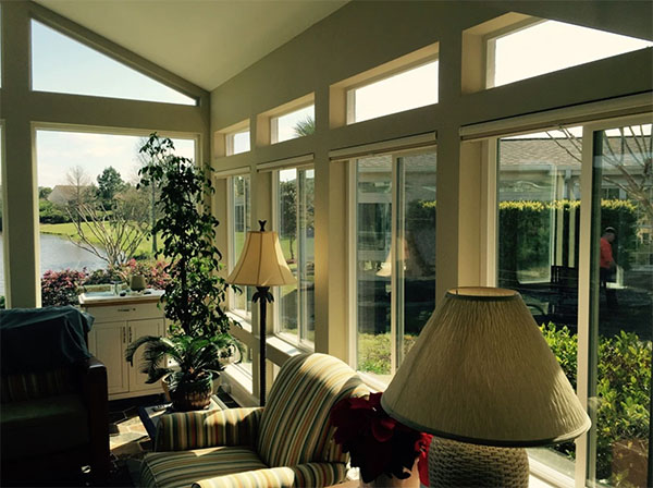 Enjoy the Benefits of Natural Lighting by Adding A Sunroom to Your Home