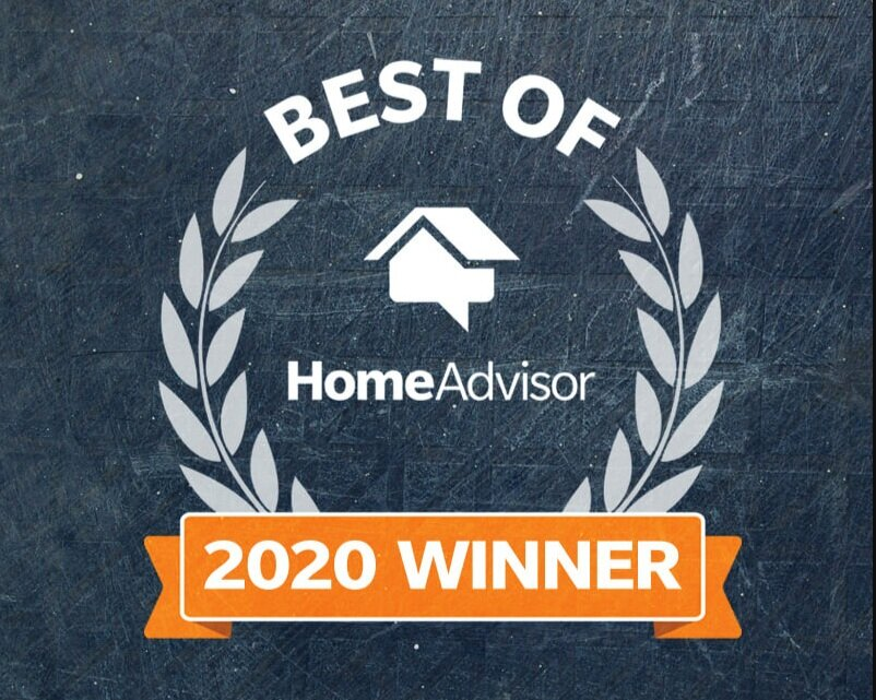 CHS Voted Best of 2020 with Home Advisor